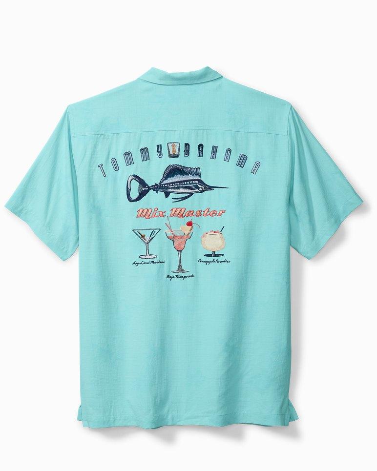 Main Image for Big & Tall Marlin Mix Camp Shirt