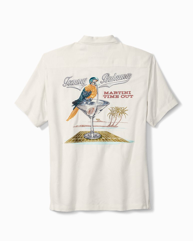 Main Image for Big & Tall Martini Time Out Camp Shirt