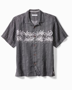 Big & Tall Palmetto Grove Camp Shirt