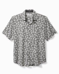 Big & Tall Positano Pineapples Camp Shirt