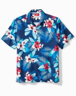 Big & Tall Monterosso Beach Camp Shirt