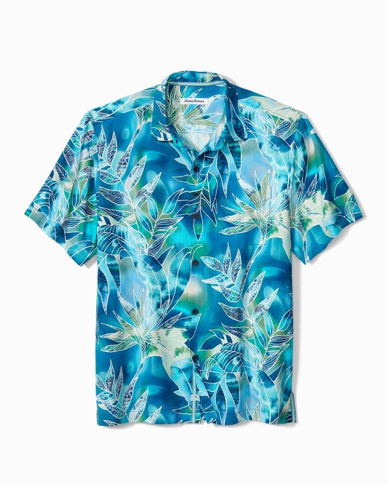 Main Image for Big & Tall Azul Lagoon Camp Shirt