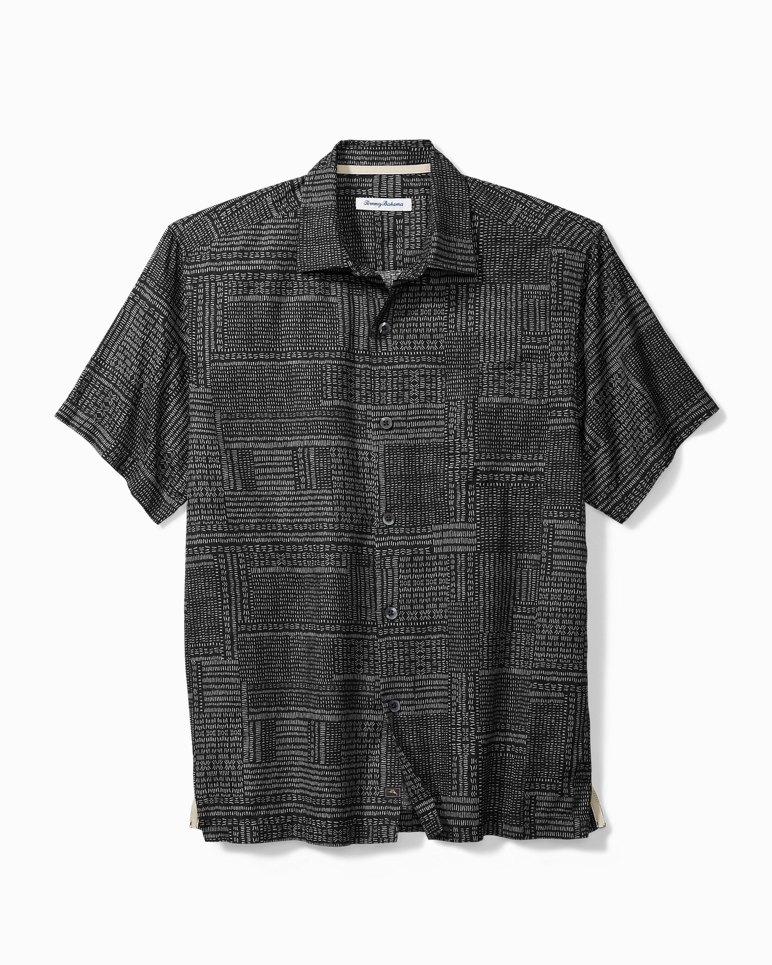 Main Image for Big & Tall Geo Dashing Camp Shirt