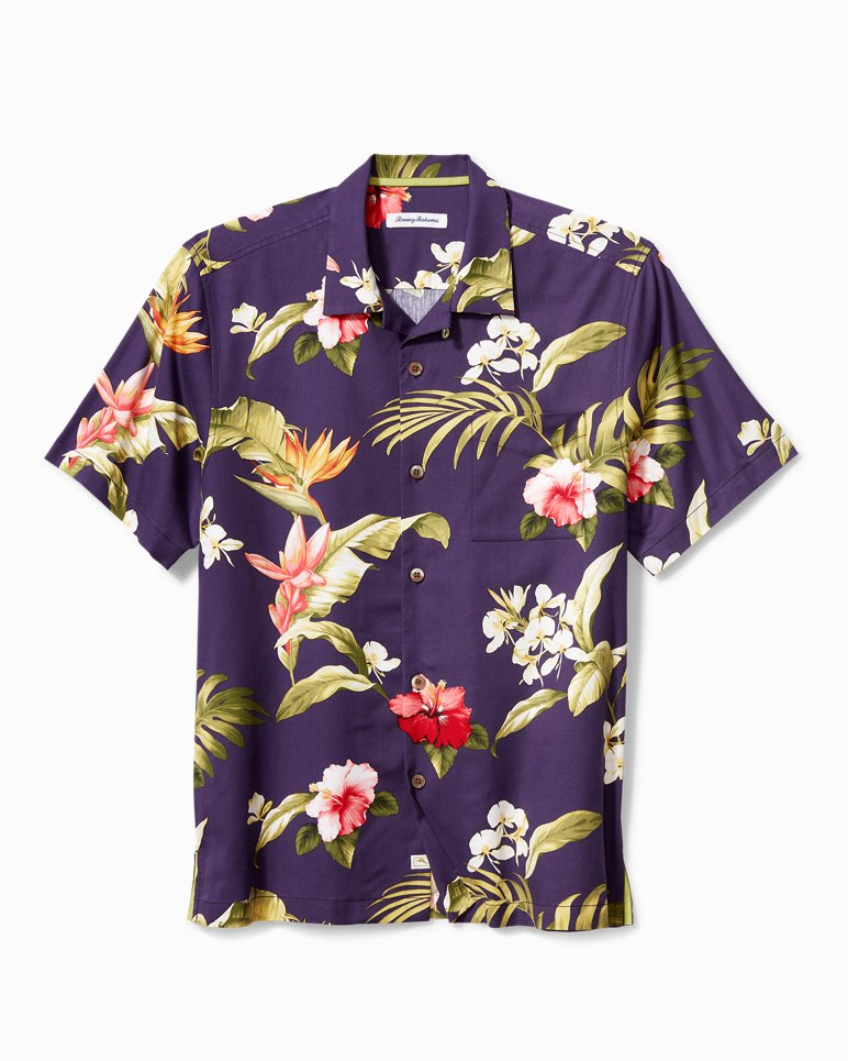 Main Image for Big & Tall Mesquite Blooms Camp Shirt