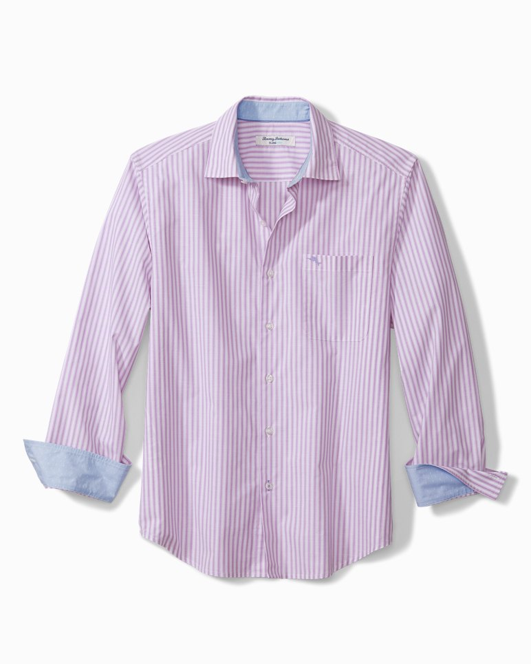 Main Image for Big & Tall Newport Coast Tamati Stripe Shirt