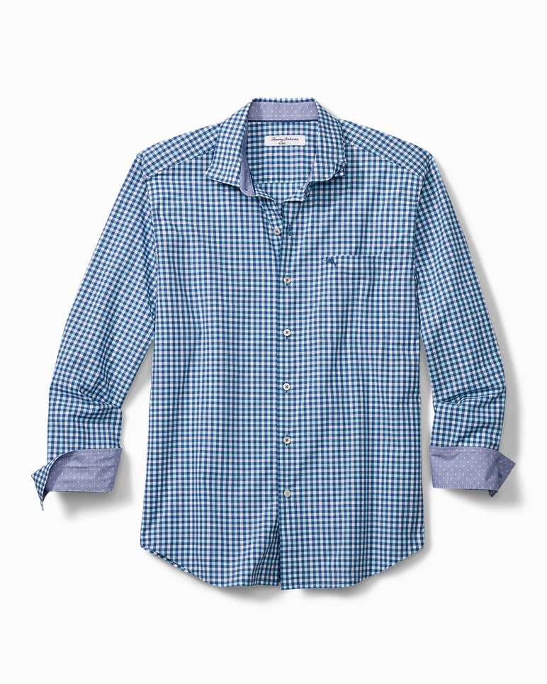 Main Image for Big & Tall Newport Coast Pania Gingham Shirt