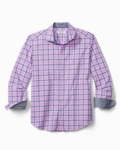 Big & Tall Newport Coast Loto Check Shirt
