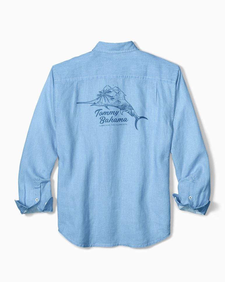 Main Image for Big & Tall Marlin Escape Breezer Shirt