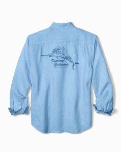 Big & Tall Marlin Escape Breezer Shirt
