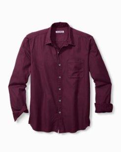 Big & Tall Huntington Herringbone Shirt