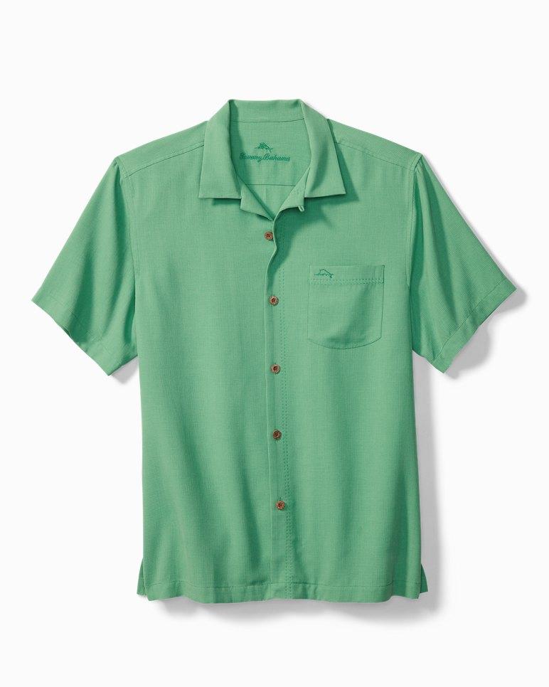 Main Image for Big & Tall Royal Bermuda IslandZone® Camp Shirt
