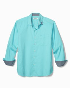 Big & Tall Oasis Twill Stretch Shirt