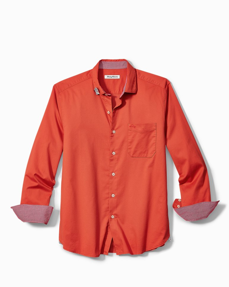 Main Image for Big & Tall Oasis Twill Stretch Shirt