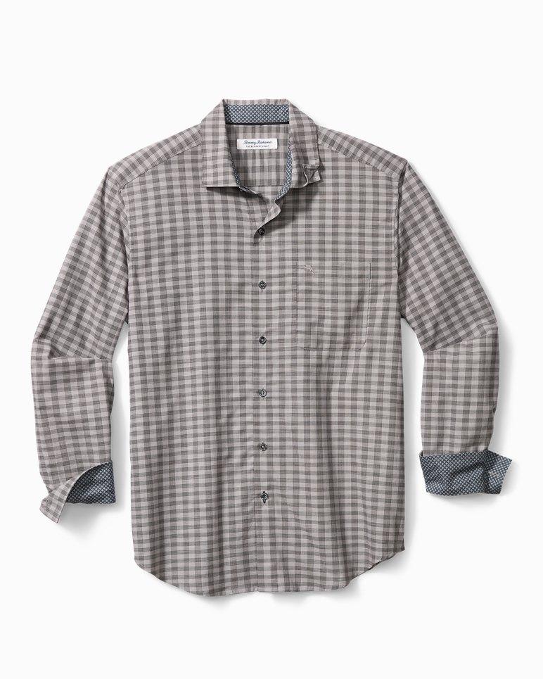 Main Image for Big & Tall Newport Coast Cimarron Check IslandZone® Shirt