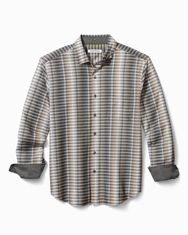Main Image for Big & Tall Surf Springs Stripe Stretch Shirt