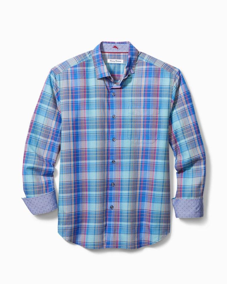 Main Image for Big & Tall Chuckwalla Check  Stretch-Cotton Shirt