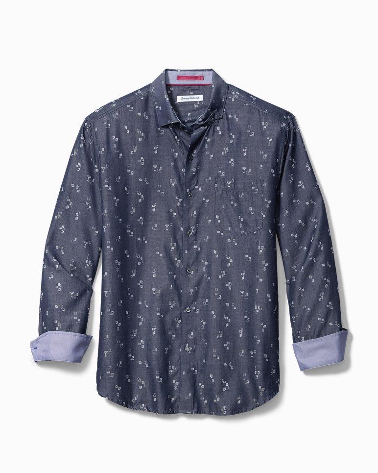 Main Image for Big & Tall Geo-Tini Shirt