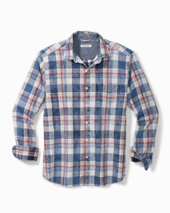 Big & Tall Hazy Days Plaid Shirt