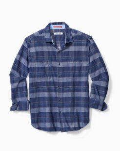 Big & Tall Del Coast Cord Shirt