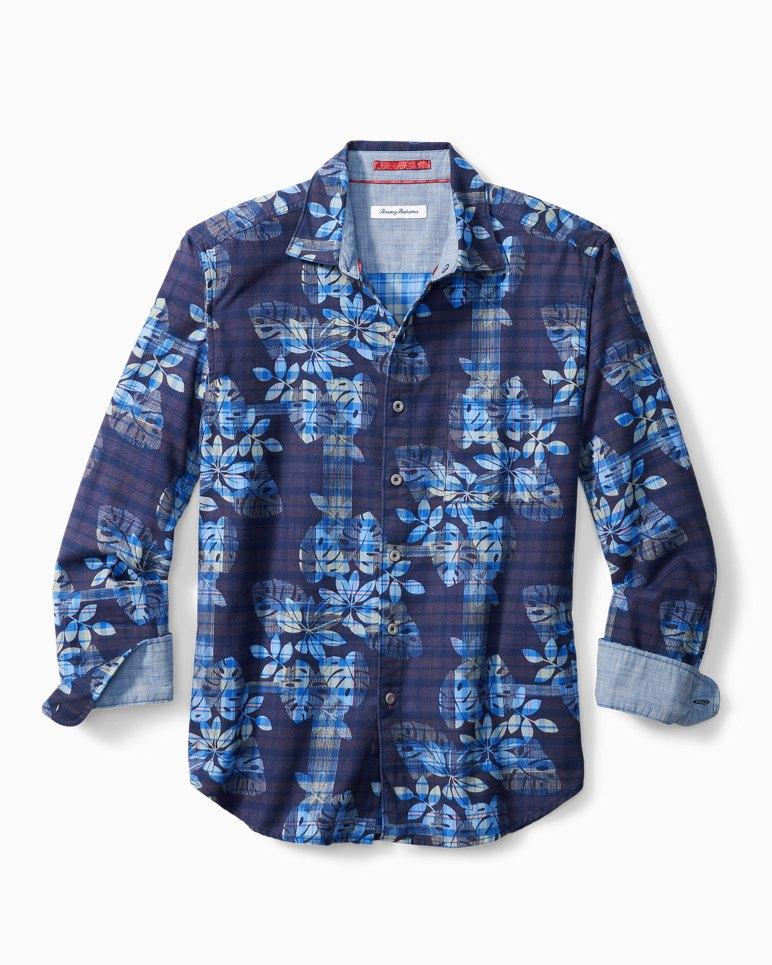 Main Image for Big & Tall Jingle Bell Rock Plaid Shirt