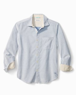 Big & Tall Coastal Cord Shirt