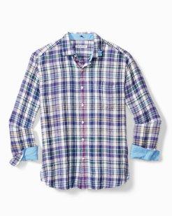Big & Tall Sea Isle Linen Shirt