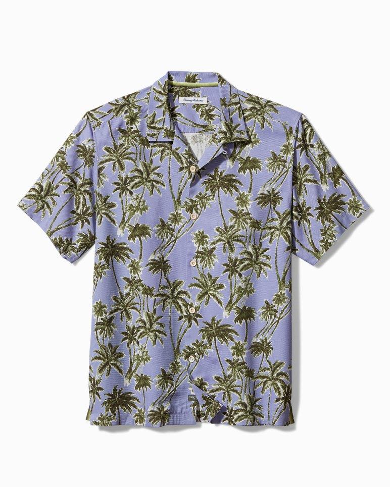 Main Image for Big & Tall Shady Palms Camp Shirt
