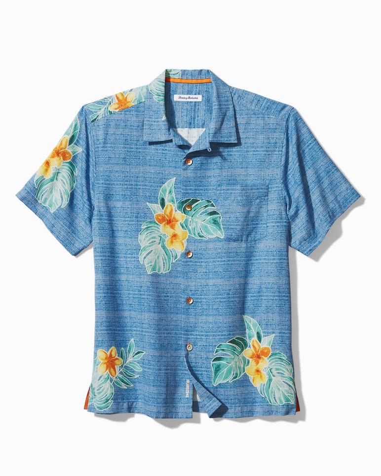 Main Image for Big & Tall Blooms Adrift IslandZone® Camp Shirt