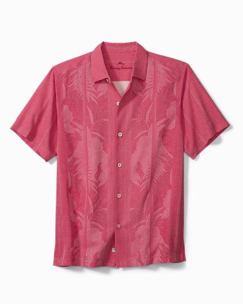 Big & Tall Tahitian Border Camp Shirt