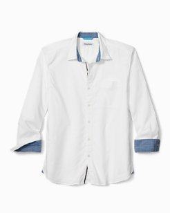 Big & Tall Oxford Isles Stretch Shirt