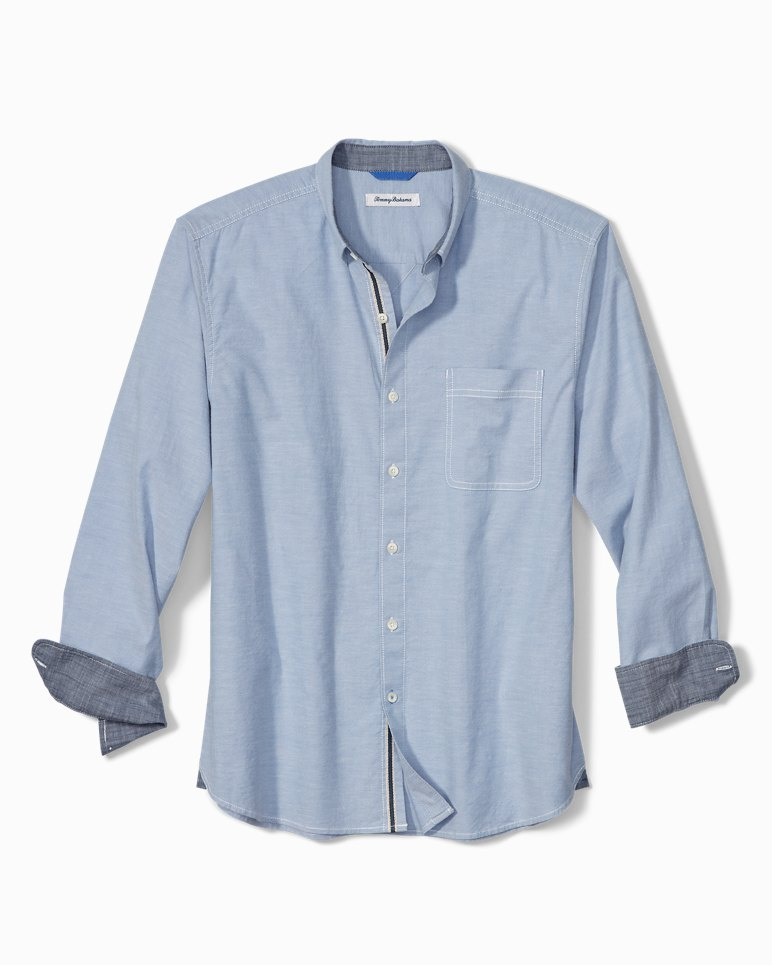 Main Image for Big & Tall Oxford Isles Stretch Shirt