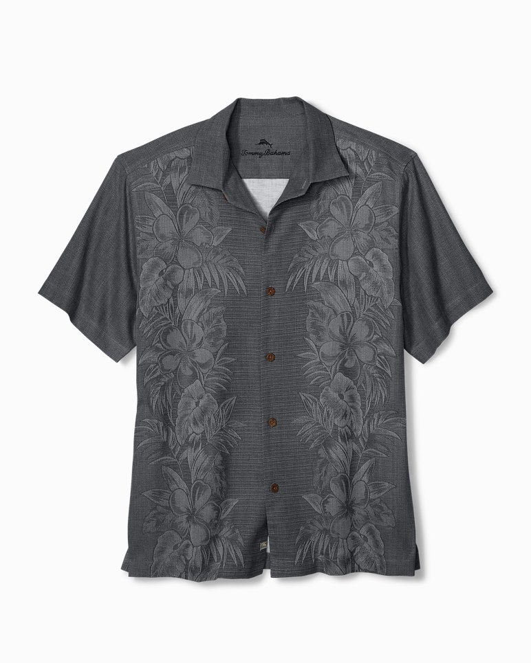 Main Image for Big & Tall Kamari Border Camp Shirt
