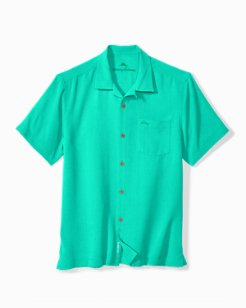 Big & Tall Royal Bermuda IslandZone® Camp Shirt