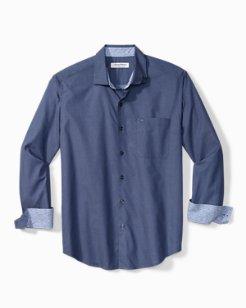 Big & Tall Newport Coast Indio Diamond IslandZone® Shirt