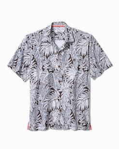 Big & Tall Coconut Point Fronds Camp Shirt
