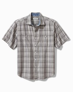 Big & Tall Sahara Sun Fade Camp Shirt