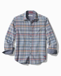 Big & Tall Coastline Corduroy Kawani Bay Shirt