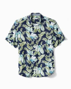 Big & Tall Jambo Fronds Camp Shirt
