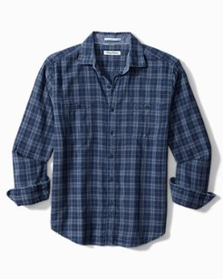Big & Tall Double Indigo Shirt
