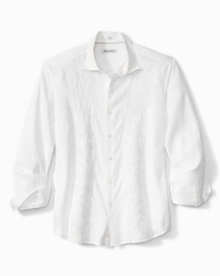 Big & Tall Just Maui'd Linen Shirt