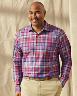 Big & Tall Lazlo Plaid To Meet You Shirt