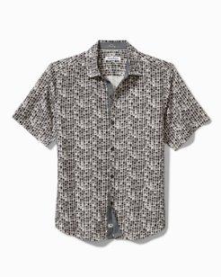 Big & Tall Bamboo Tiles Shirt