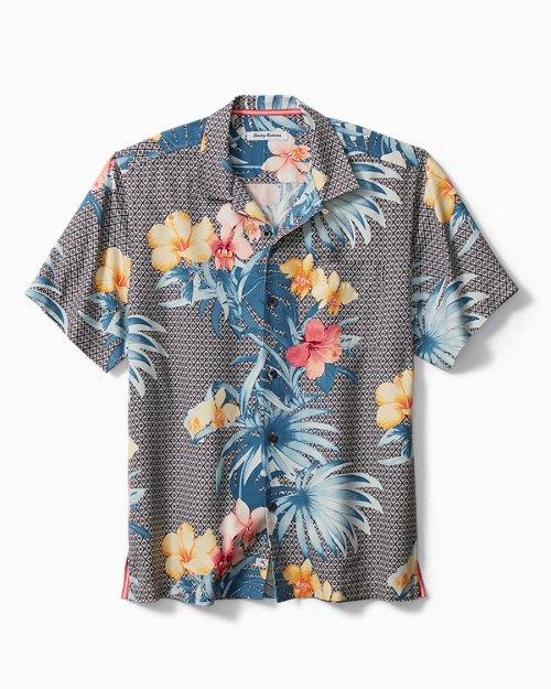 Big & Tall Paradise Palace Camp Shirt