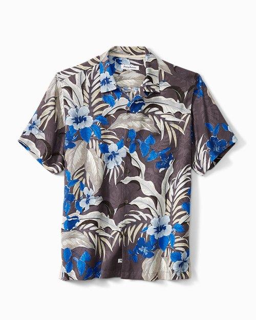Big & Tall Acacia Blooms Shirt