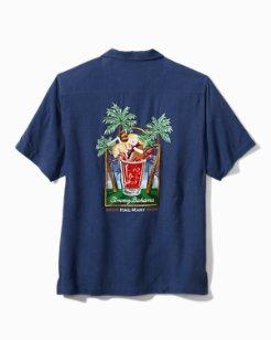 Big & Tall Hail Mary Camp Shirt