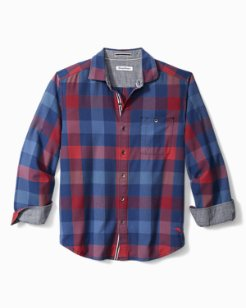 Big & Tall Camano Bay Check Shirt