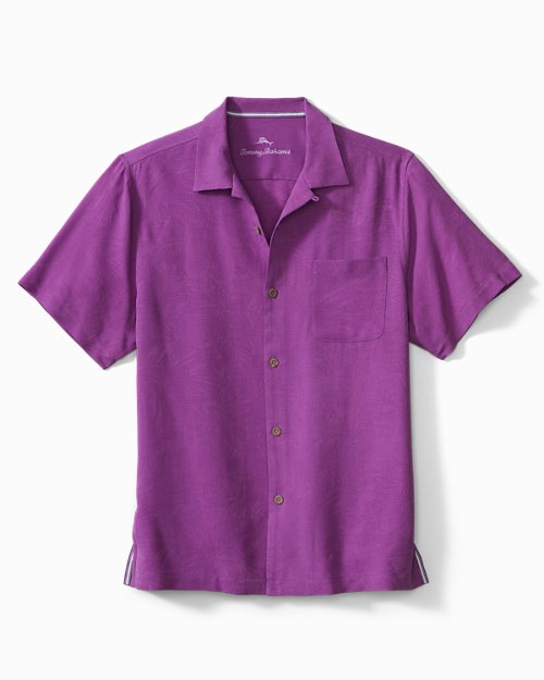 Big & Tall Tropic Isles Camp Shirt