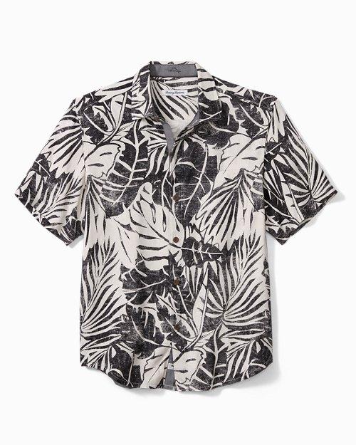 Big & Tall Coasta Blanca Camp Shirt