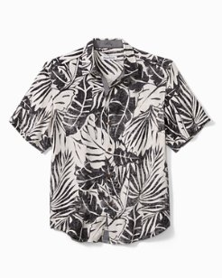 Big & Tall Coasta Blanca Camp Shirt
