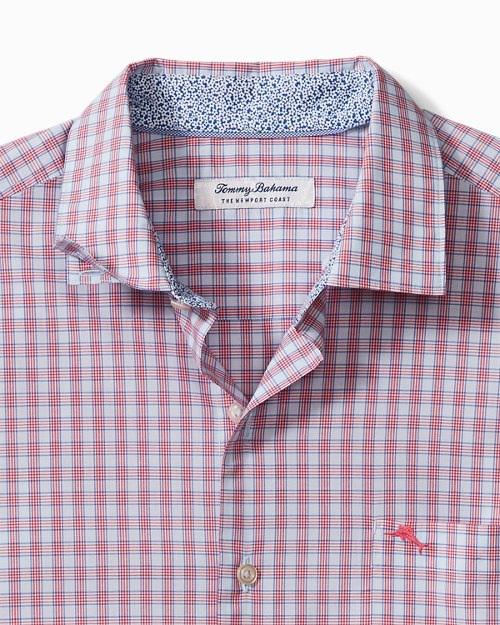 Big & Tall Newport Coast Surf Check IslandZone® Shirt
